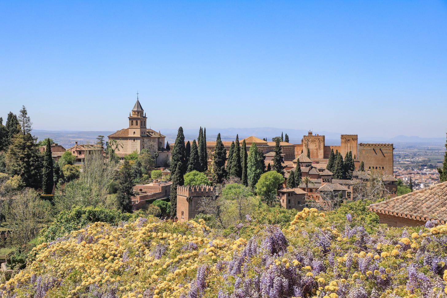 Geschiedenis van het Alhambra