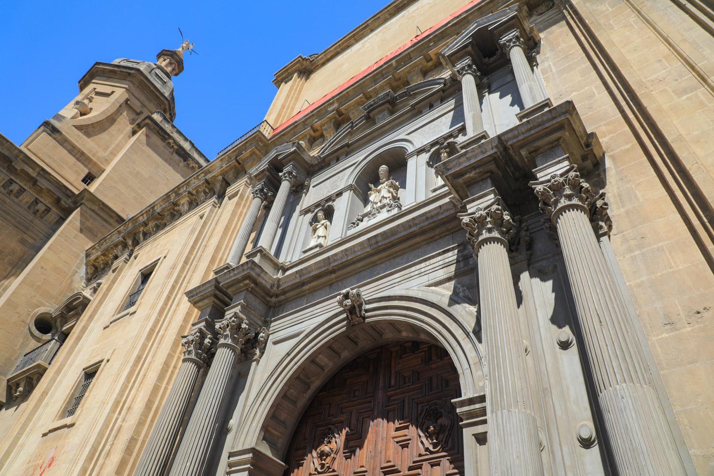 Kathedraal van Granada