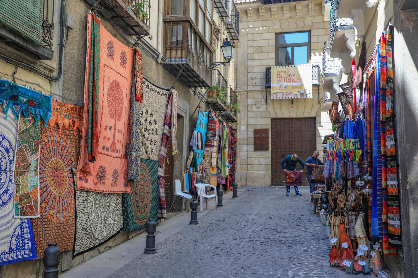 Winkelen in Granada