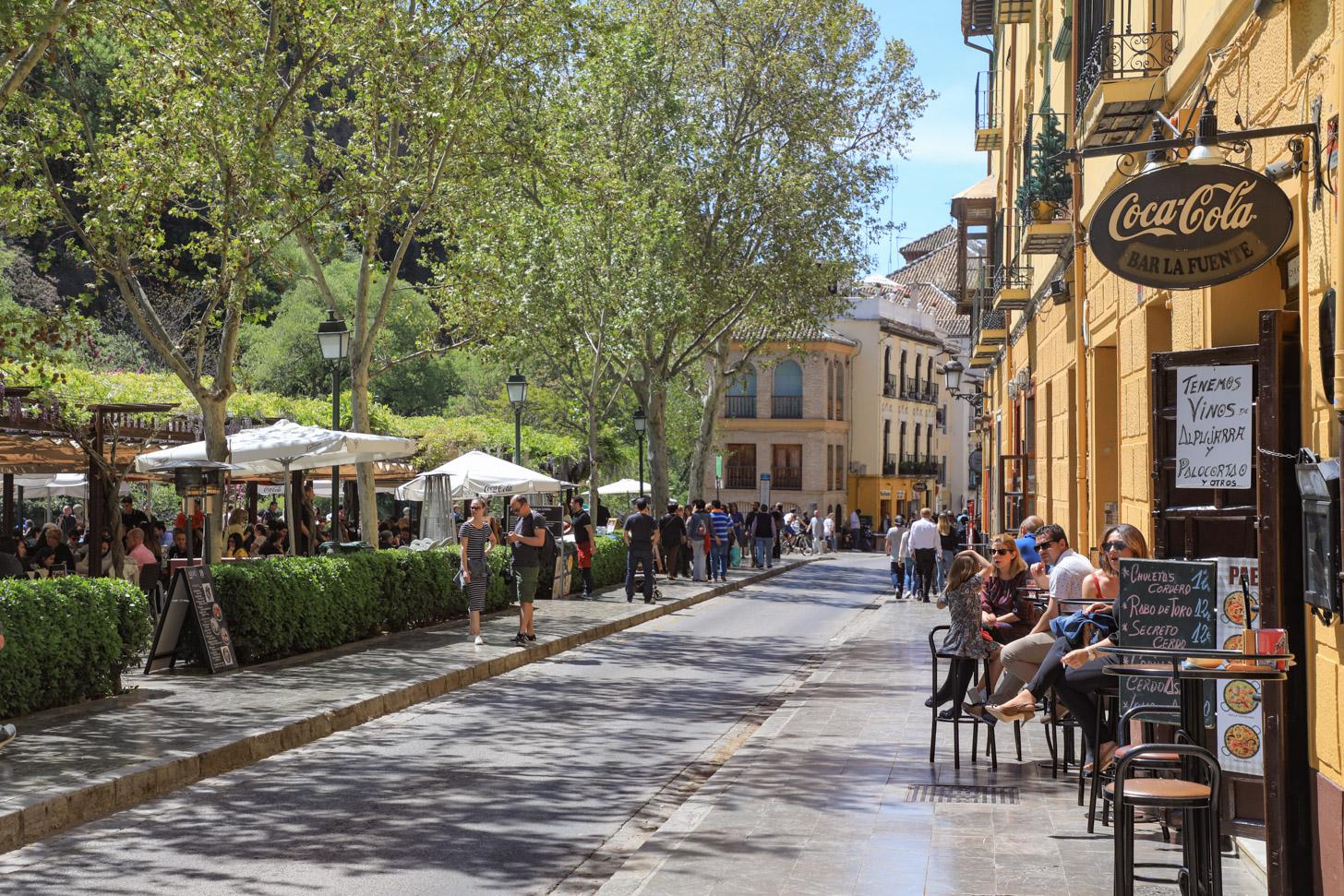 5 redenen om Granada te bezoeken