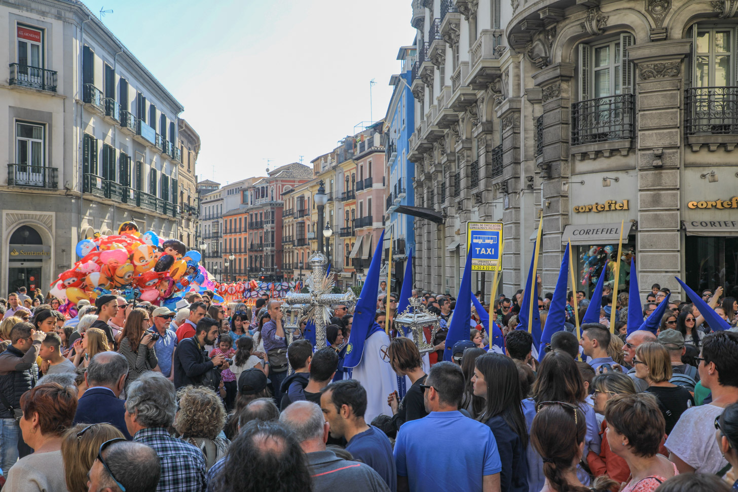 Feestdagen in Granada