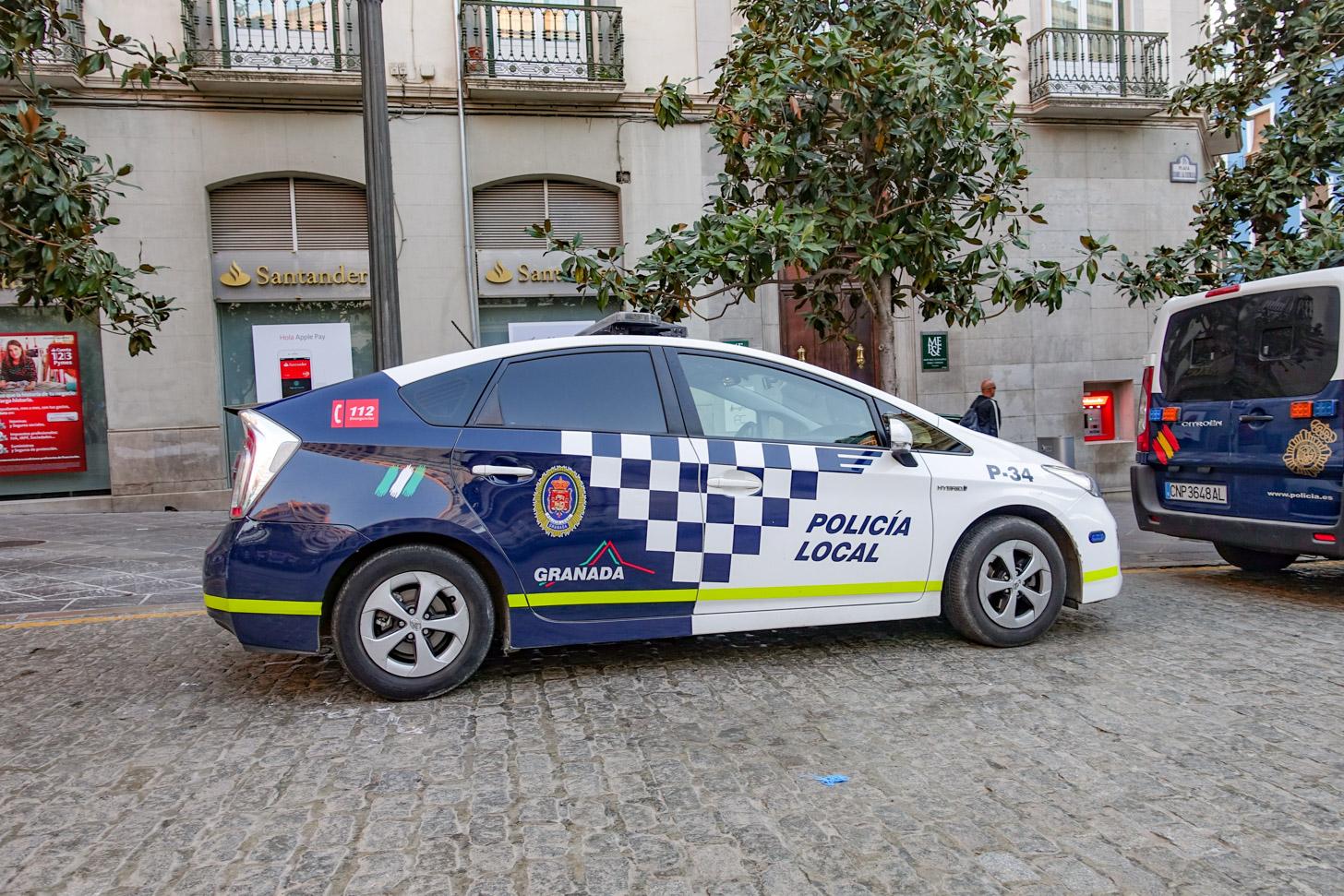 Veiligheid in Granada