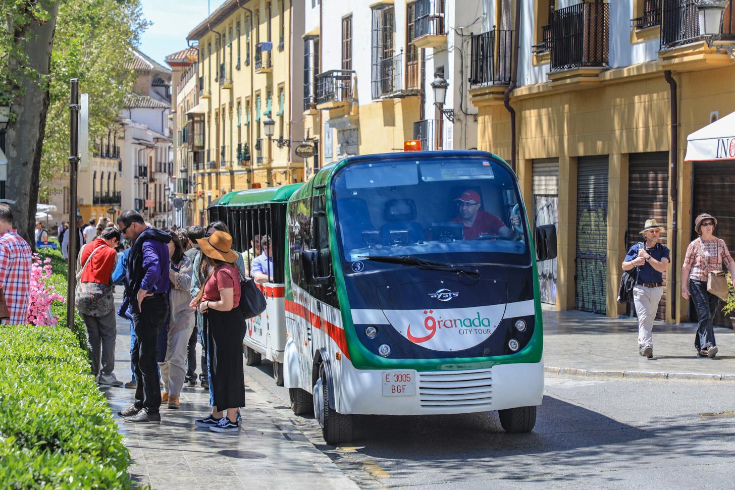 Granada City Train